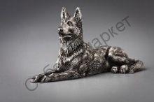 Немецкая овчарка статуэтка Россия