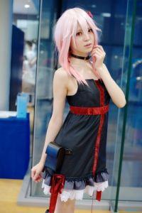 Платье Inori Yuzuriha/Инори Юдзуриха