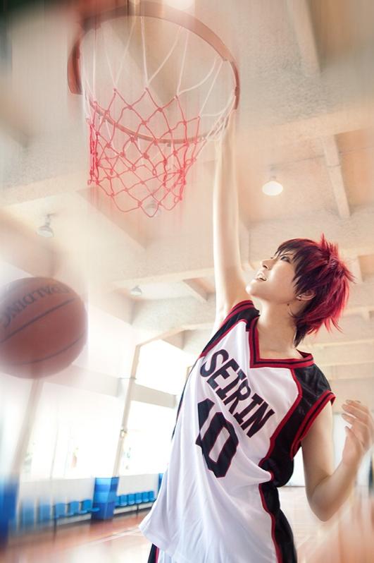 Баскетбольная форма Кагами Тайга/Taiga Kagami