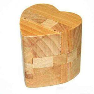 Головоломка деревянная К40