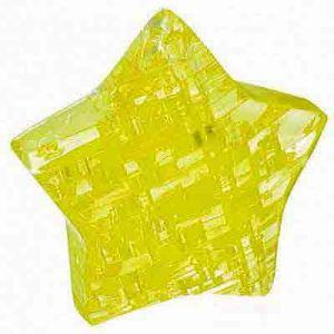 Звезда желтая