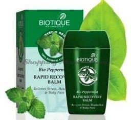 Биотик Мята бальзам для быстрого восстановления (Bio Peppermint Recovery Balm)