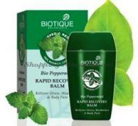 Антистрессовый бальзам для быстрого восстановления Биотик Мята (Bio Peppermint Recovery Balm)