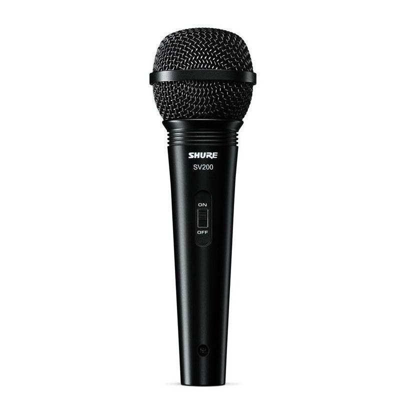 SHURE SV200A Микрофон динамический