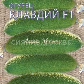 Огурец Клавдий F1