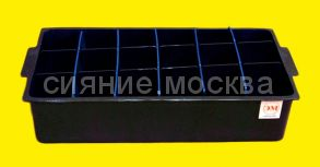ЭМ-лоток для рассады (Лоток с 5-ю Эм пластинами)
