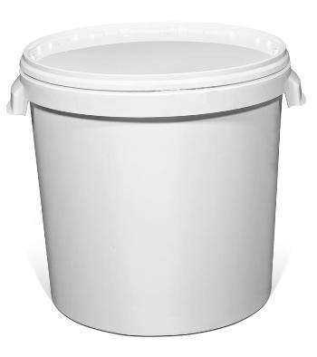 Бак для брожения с крышкой 20 / 30 л, пластик