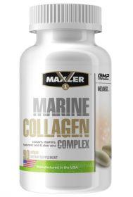 Marine Collagen Complex от MAXLER 90 таб