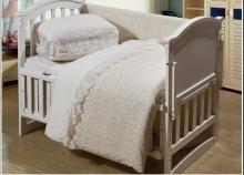 Постельное белье с одеялом и подушкой Бамбини для новорожденных Арт.1121/1