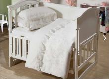 Постельное белье с одеялом и подушкой Бамбини для новорожденных Арт.1122/1