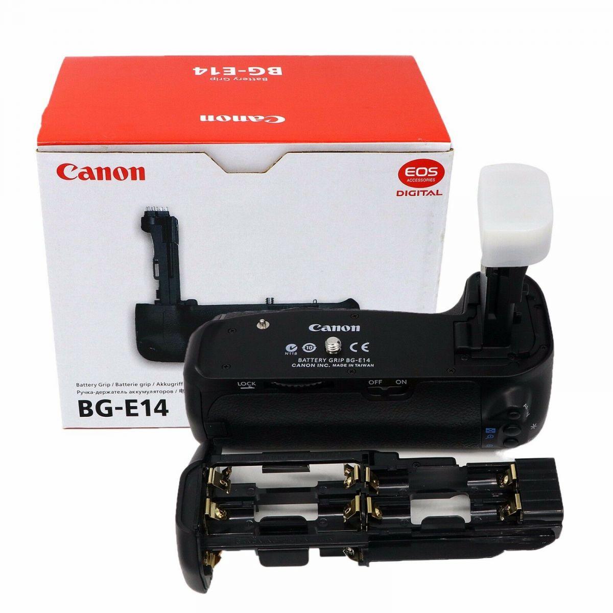 Батарейный блок Canon BG-E14 для EOS 70D /8OD