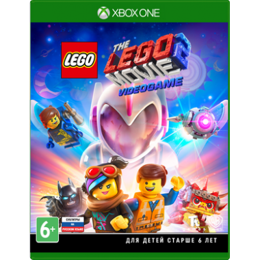 Игра LEGO Movie 2: Videogame (Xbox One)