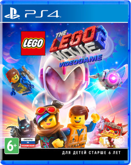 Игра LEGO Movie 2: Videogame (PS4)