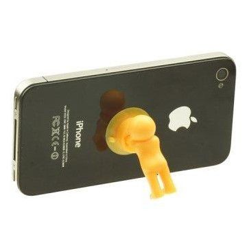 Настольный Держатель Мобильного Телефона 3D-Manstand, Цвет Желтый