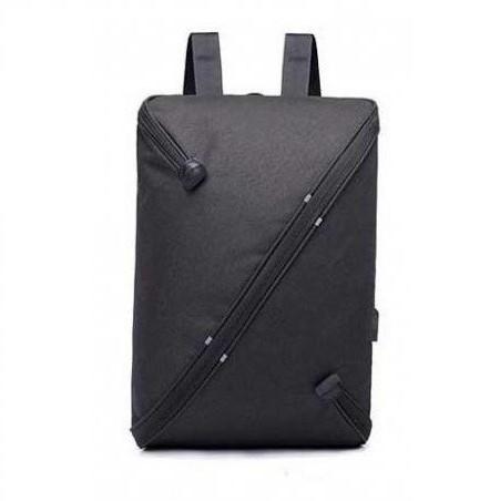 Городской рюкзак-трансформер UNO, цвет черный