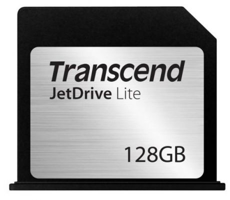 Карта памяти Transcend JetDrive Lite 130 128Gb (TS128GJDL130) для MacBook Air