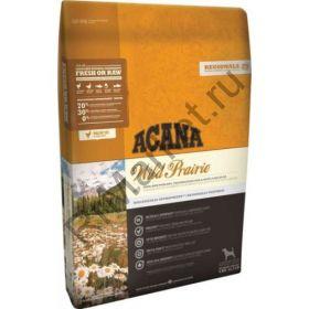 Acana Regionals Wild Prairie Dog (беззерновой корм для собак всех пород и возрастов с курицей)