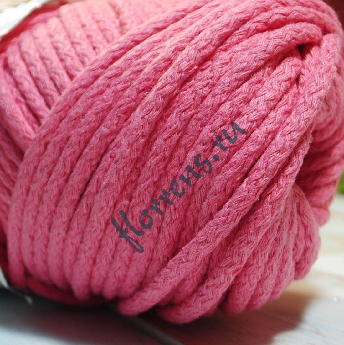 Шнур для вязания / розовый