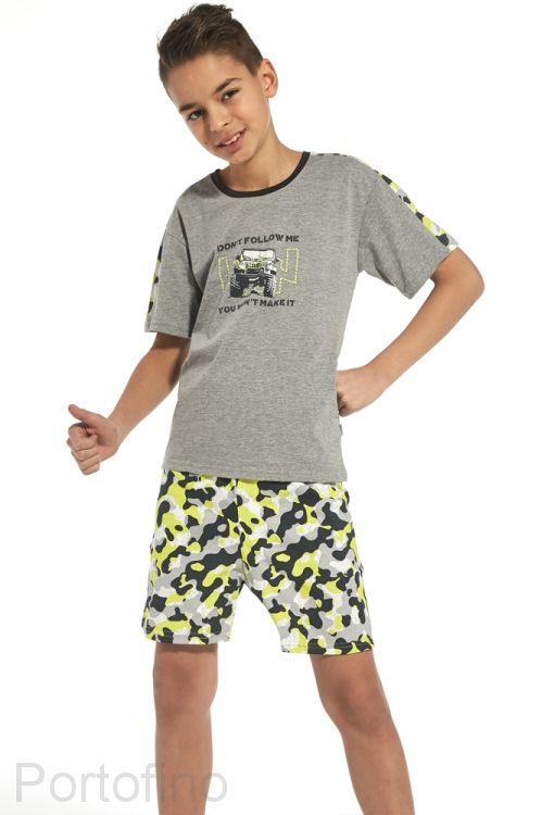 218-74 Пижама для мальчиков Cornette