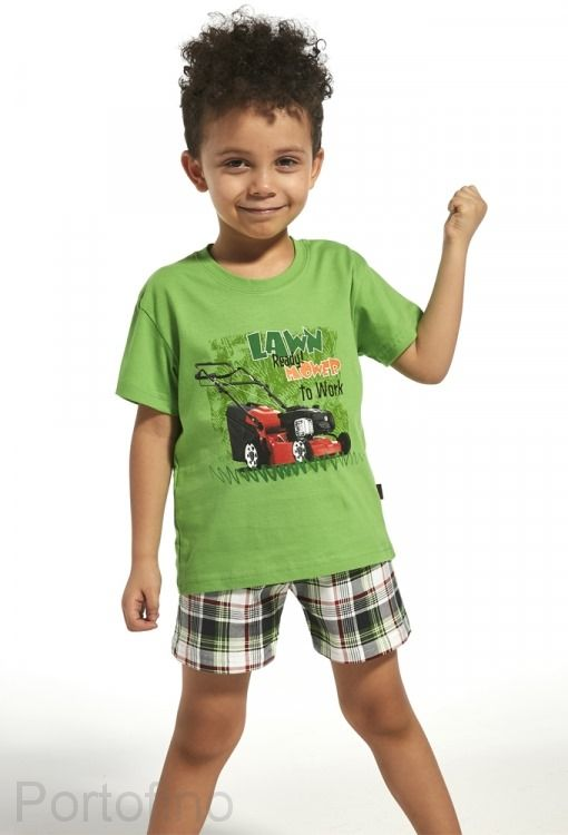 789-67 Пижама для мальчиков Cornette