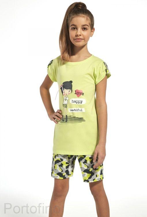243-62 Пижама для девочек Cornette