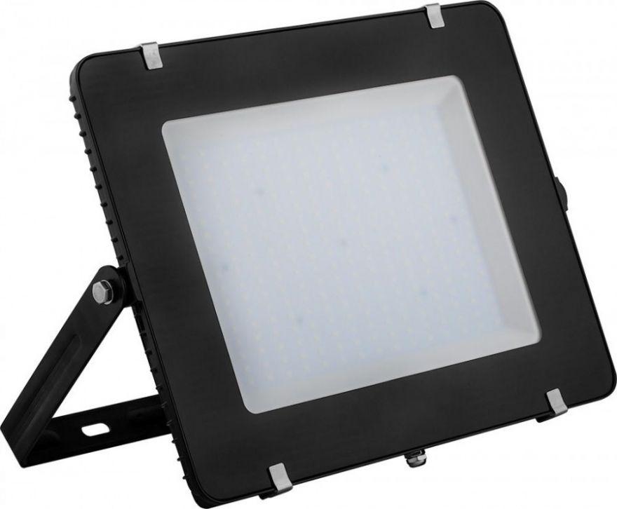 Feron Прожектор св/д 2835 SMD 200W 6400K IP65  AC220V/50Hz, черный  с матовым стеклом , LL-924 29499