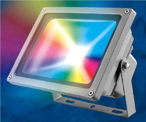 Светодиодный прожектор Uniel 20W ULF-S01-20W/RGB/RC