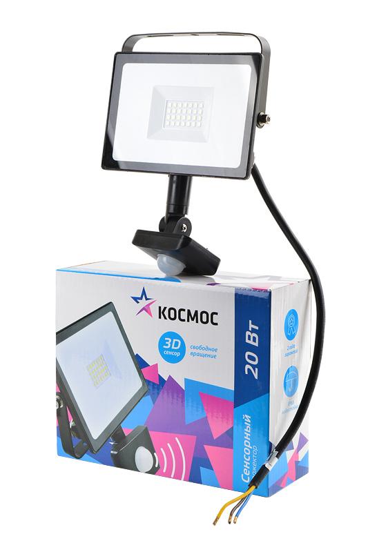 Светодиодный прожектор КОСМОС 20W K_PR5_LED_20