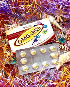 OMG-369 , ОМЕГА-3,ОМЕГА-6,ОМЕГА-9