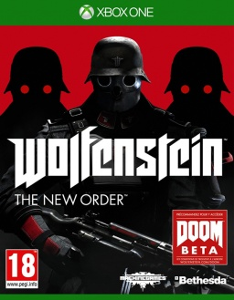 Игра Wolfenstain: the new order (Xbox One)