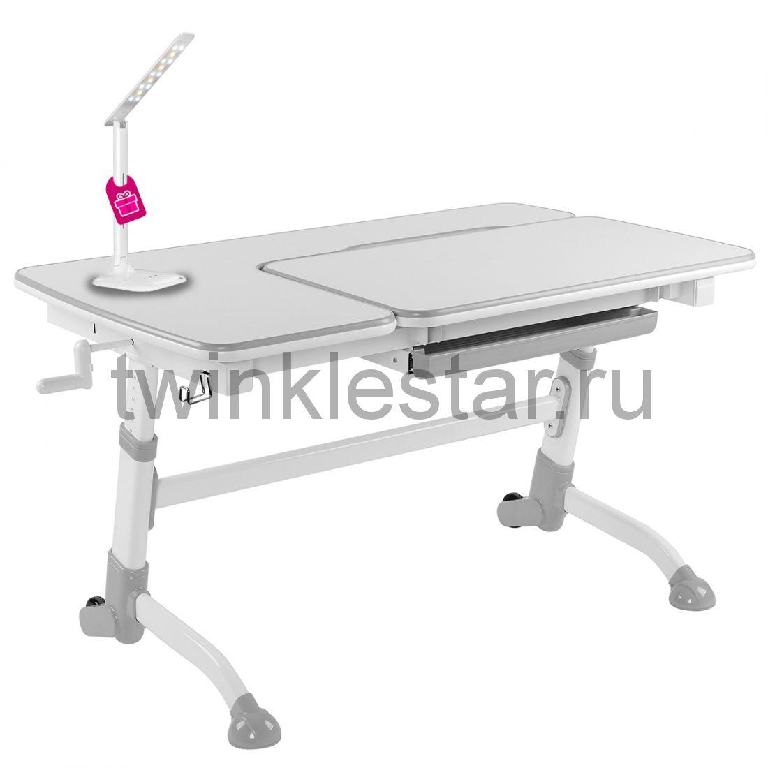 Парта-трансформер для школьника FUNDESK AMARE с ящиком