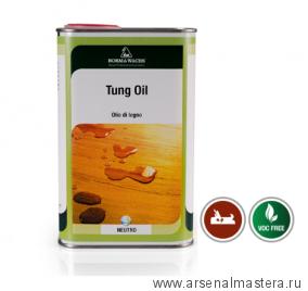 Масло тунговое Borma Tung Oil 0,5л 3991