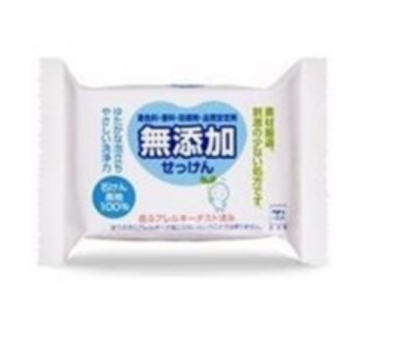 Мыло твердое для чувствительной кожи Cow QP Soap 100 гр