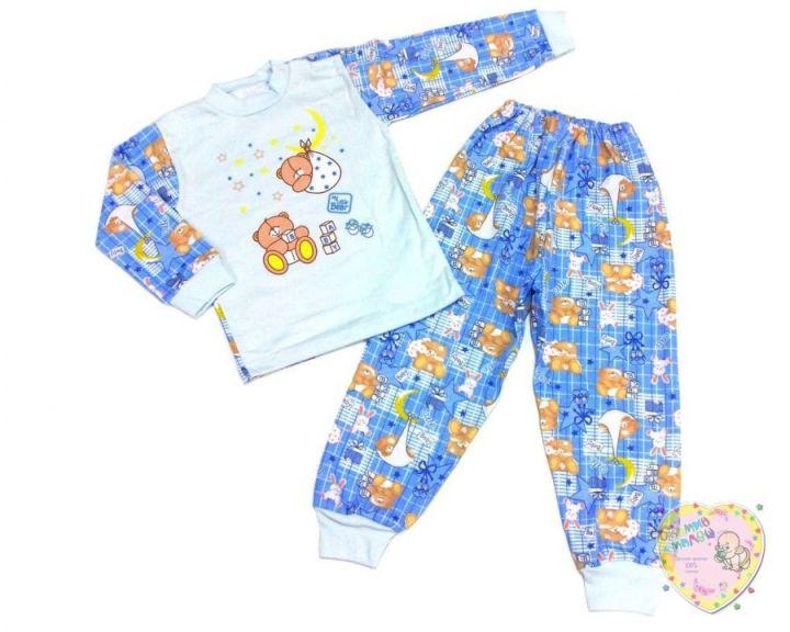 Пижама универсальная для мальчика A-PJ023(2)-ITpk (интерлок-пенье)