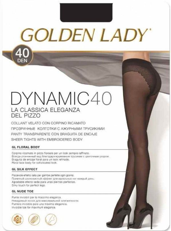 колготки GOLDEN LADY Dynamic 40