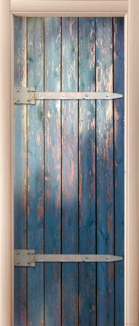 Наклейка на дверь - Лабаз