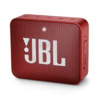 Портативная bluetooth колонка JBL Go 2 красная