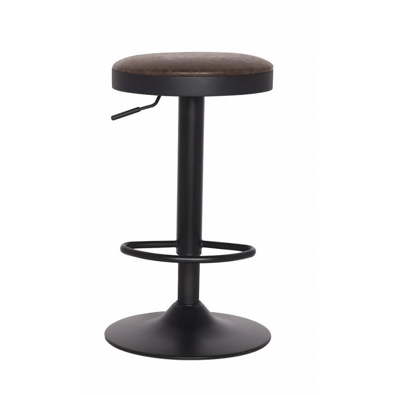 Барный стул AGAVA Vintage Black C-135 винтажный черный М-City