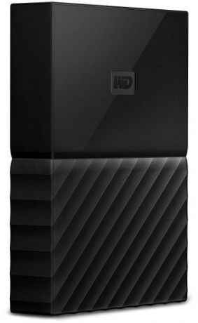 "Внешний HDD WD 4 TB My Passport чёрный, 2.5"", USB 3.0"