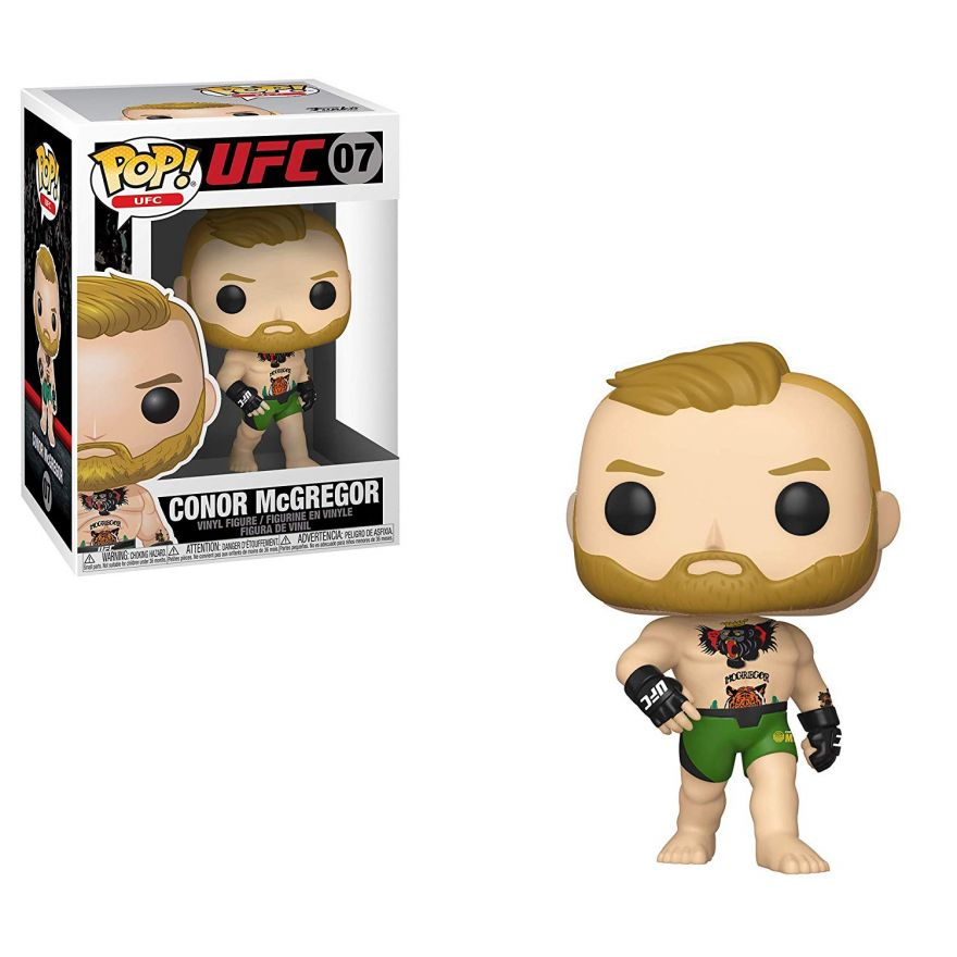 Фигурка Funko POP! Vinyl: UFC: Conor McGregor 37800