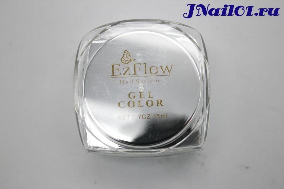 Гель EzFlow Get Color прозрачный
