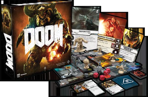 Прокат Doom (на английском)