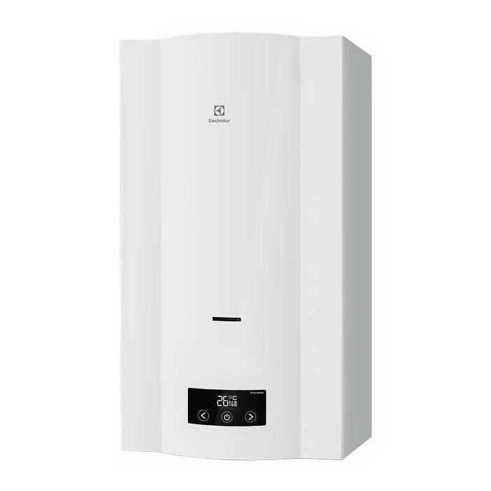 Проточный водонагреватель Electrolux GWH 11 PRO Inverter