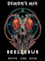 "Е-жидкость Demons MIX ""Beelzebub"", 60 мл."