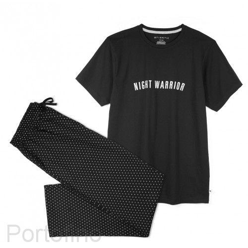 NMP-305 пижама мужская Atlantic