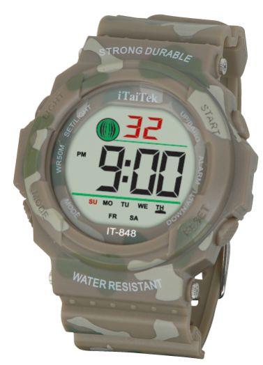 Часы наручные iTaiTek IT-848C