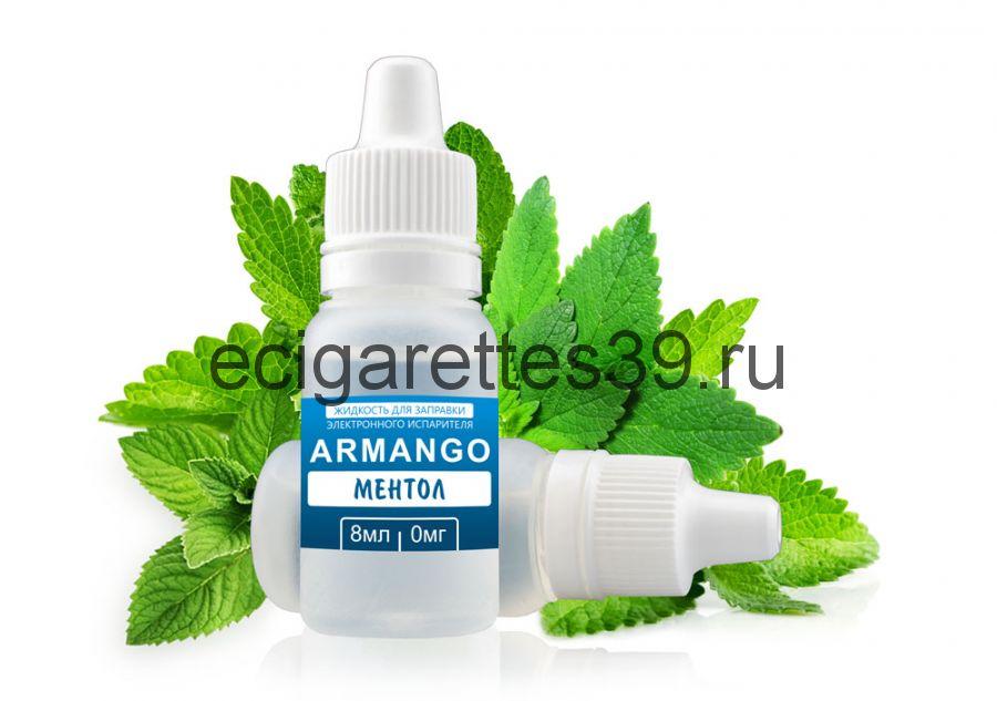 Жидкость Armango Ментол, 8 мл.