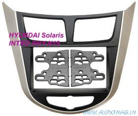 Intro RHY-N19 HYUNDAI Solaris 11+ 2din (крепеж)