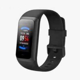 Фитнес-браслет Xiaomi Amazfit Band 2 international (черный)