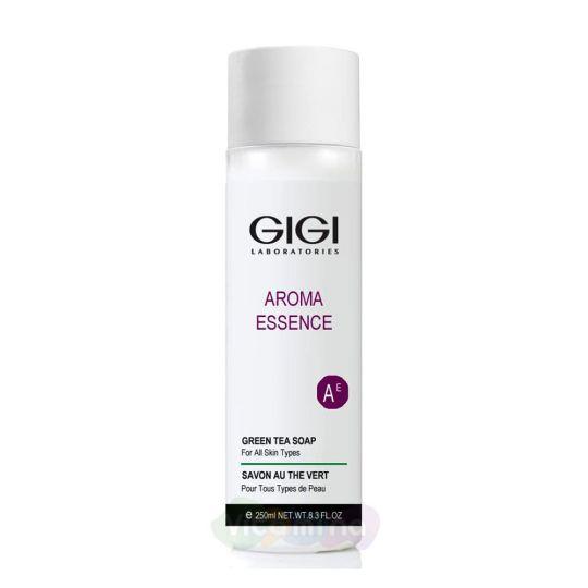 "GiGi Мыло ""Зеленый чай"" для всех типов кожи Aroma Essence Soap Green Tea For All Skin"
